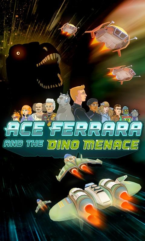 Ace Ferrara And The Dino Menace截图第1张