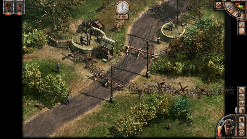 Commandos 2 - HD Remaster截图第3张