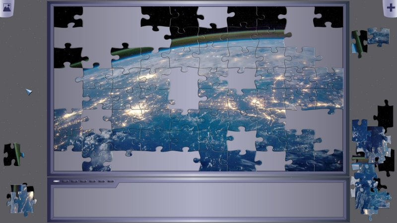 Super Jigsaw Puzzle: Space截图第2张