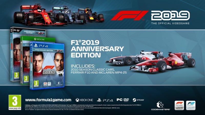 F1? 2019 Anniversary Edition截圖第10張