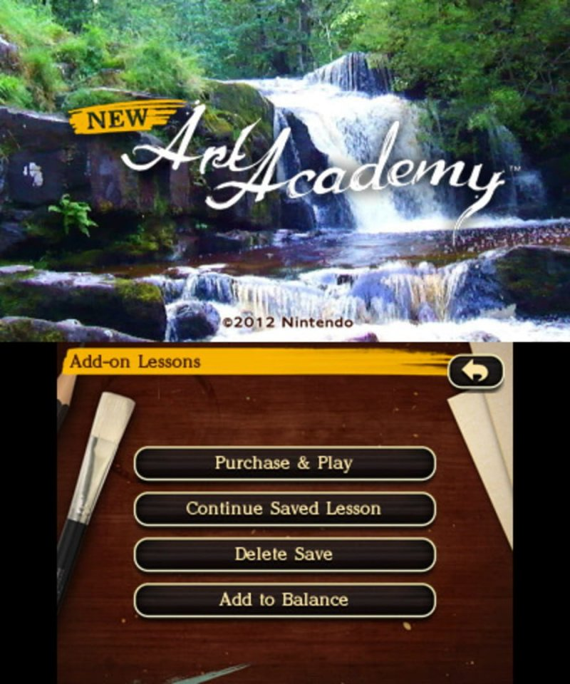 Art Academy: Lessons for Everyone!截图第1张