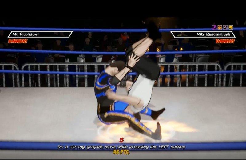 CHIKARA: Action Arcade Wrestling截图第4张