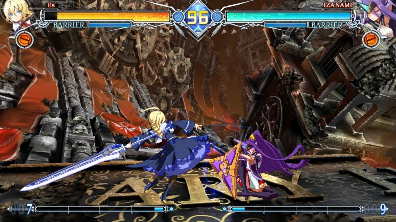 BLAZBLUE CENTRALFICTION Special Edition截图第1张