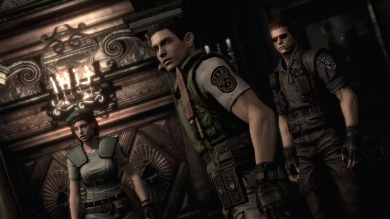 Resident Evil Origins Collection截图第4张