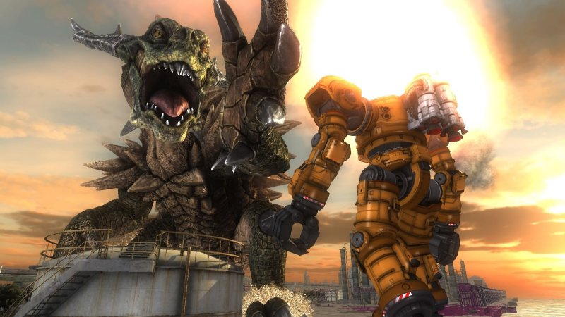 EARTH DEFENSE FORCE 5截图第2张