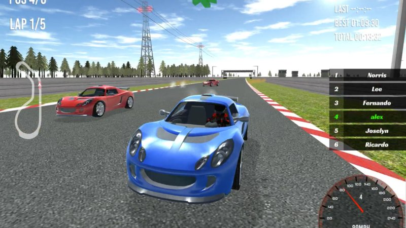 Rally Drift Cars截图第3张