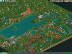 RollerCoaster Tycoon® 2: Triple Thrill Pack截图