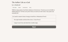 The Aether: Life as a God截图