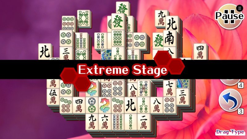 Mahjong Solitaire Refresh截图第5张