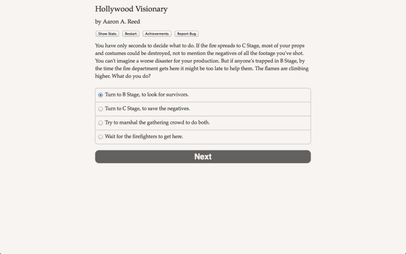 Hollywood Visionary截图第5张
