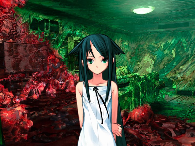 Saya no Uta ~ The Song of Saya截图第1张