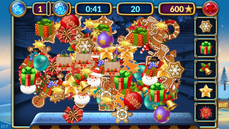 Shopping Clutter 2: Christmas Square截图第4张