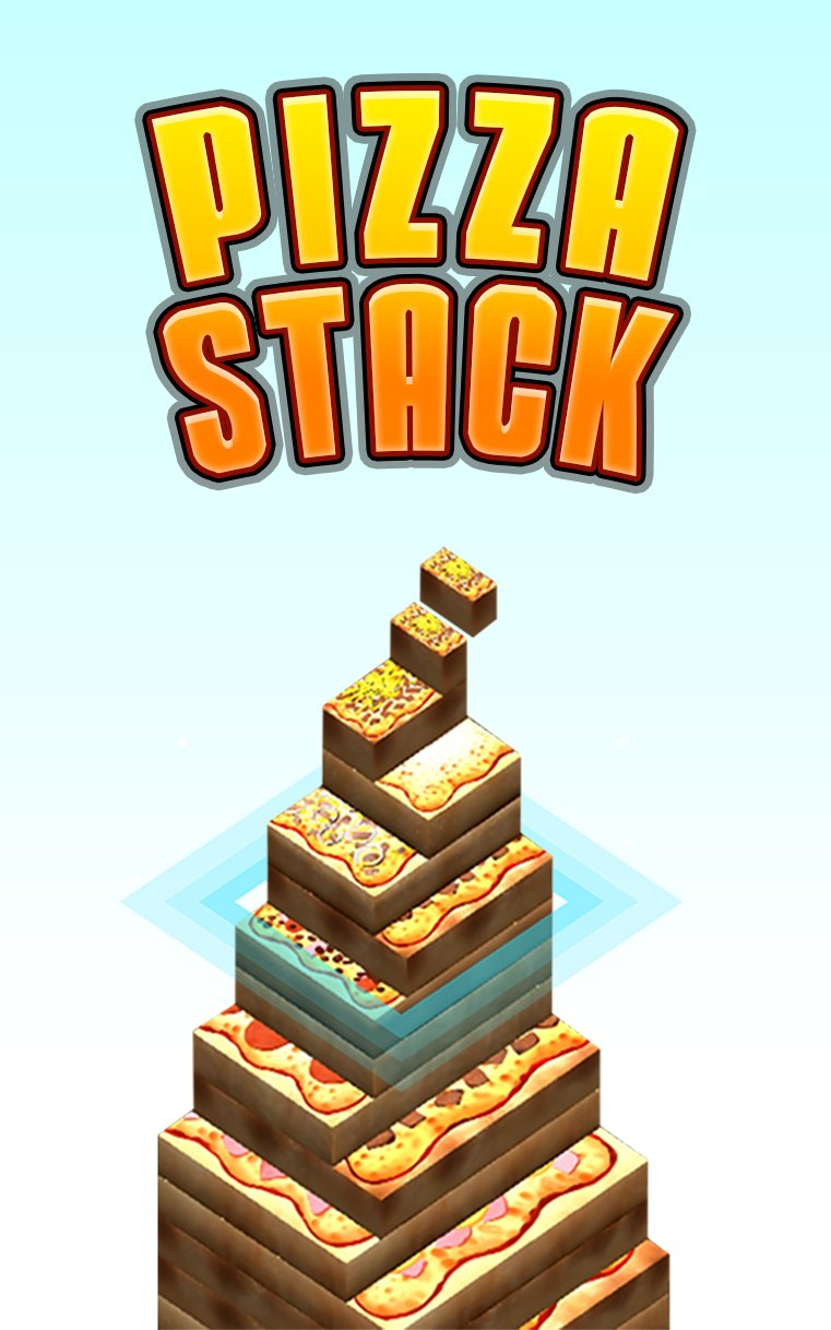 Pizza Stack Tower截图第1张
