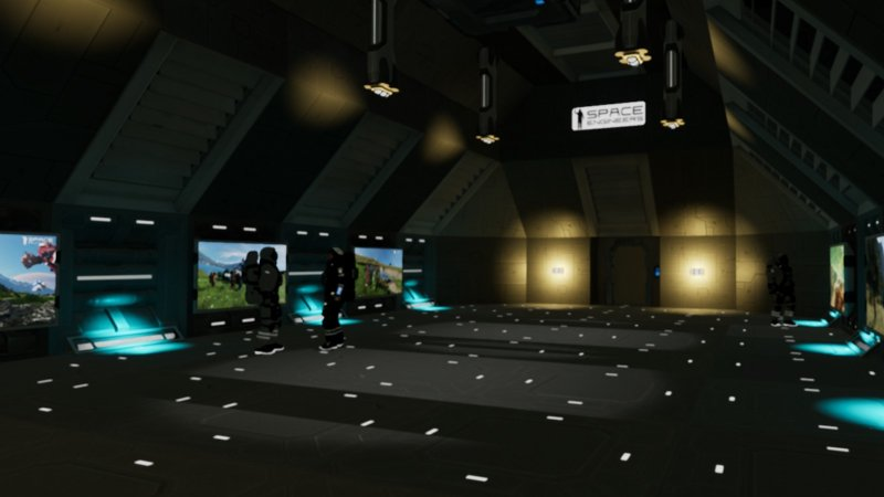SE VR World Demo截图第3张