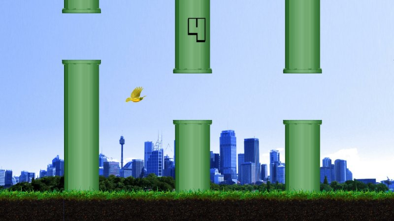 A Flappy Bird in Real Life截图第3张