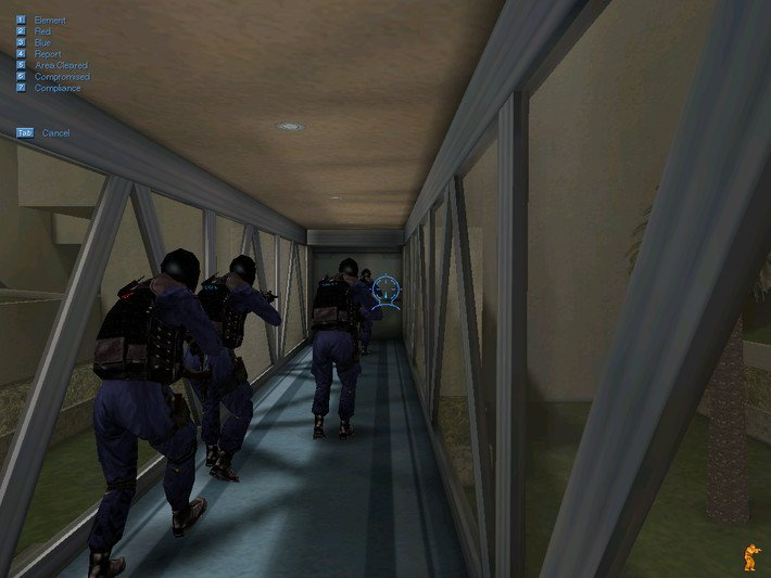 SWAT 3: Tactical Game of the Year Edition截图第4张