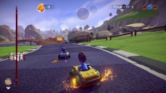 Garfield Kart - Furious Racing截图