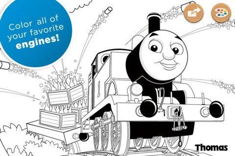 托马斯和朋友们 奇趣小火车图片