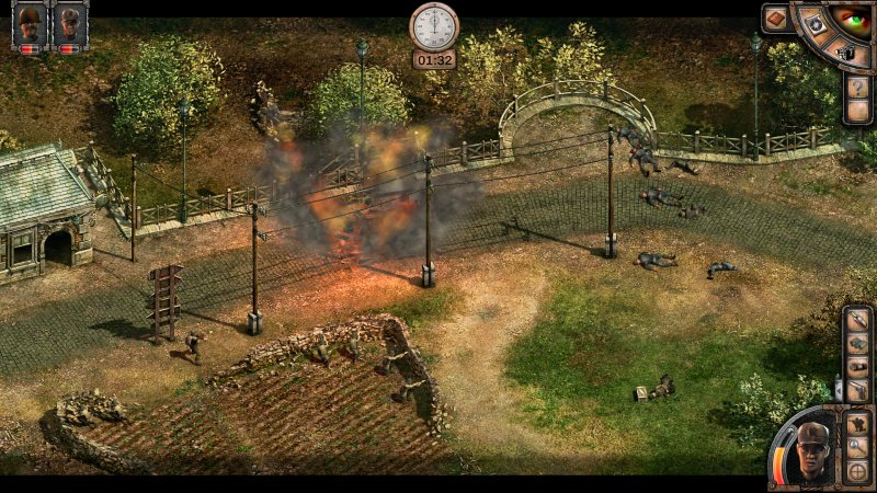 Commandos 2 - HD Remaster截图第1张