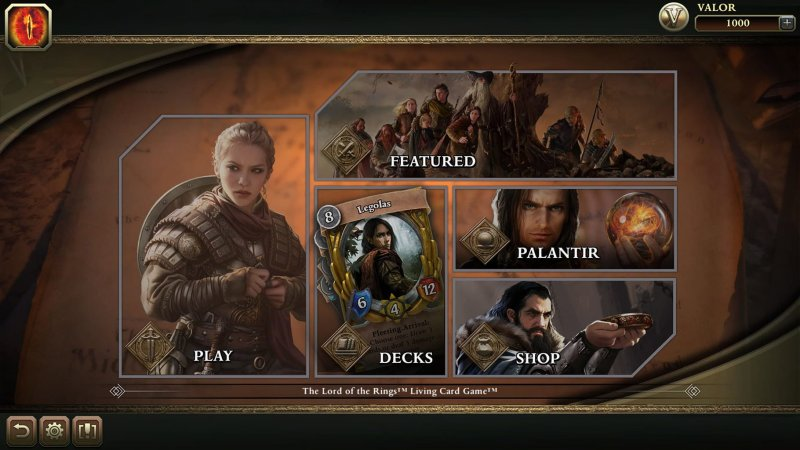 The Lord of the Rings: Living Card Game截图第3张