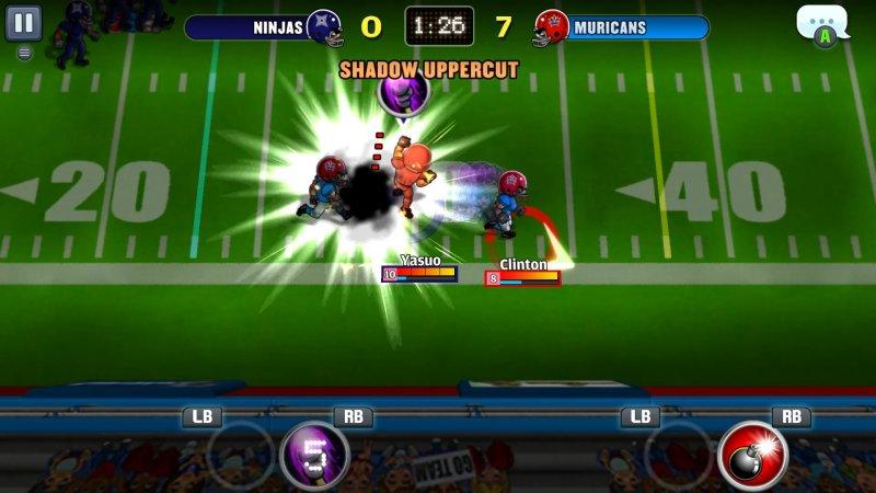 极速橄榄球英雄截图第6张