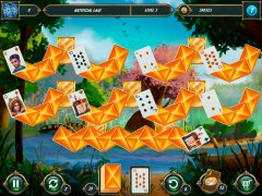Mystery Solitaire: Grimm's tales 2截图