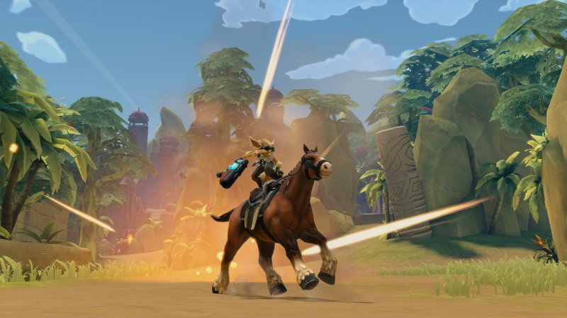 圣骑士:英雄国度截图第3张