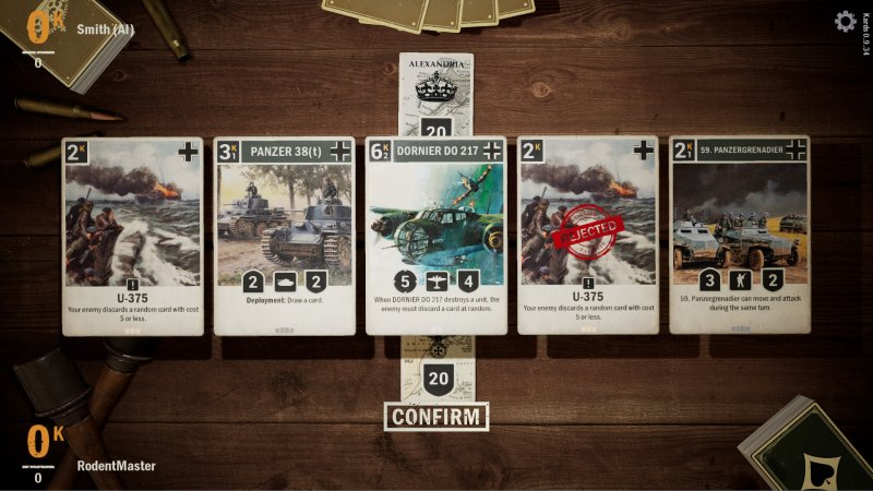 KARDS - The WWII Card Game截图第1张