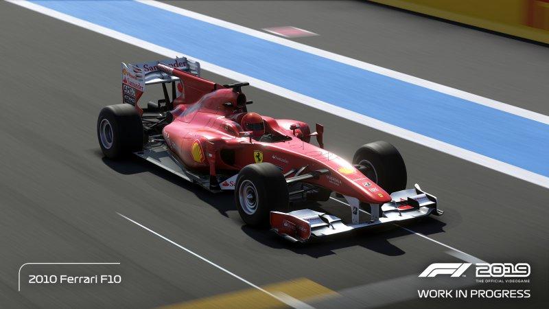 F1? 2019 Anniversary Edition截圖第1張