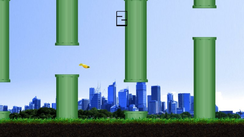 A Flappy Bird in Real Life截图第2张
