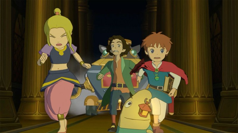 Ni no Kuni Wrath of the White Witch™ Remastered截图第5张