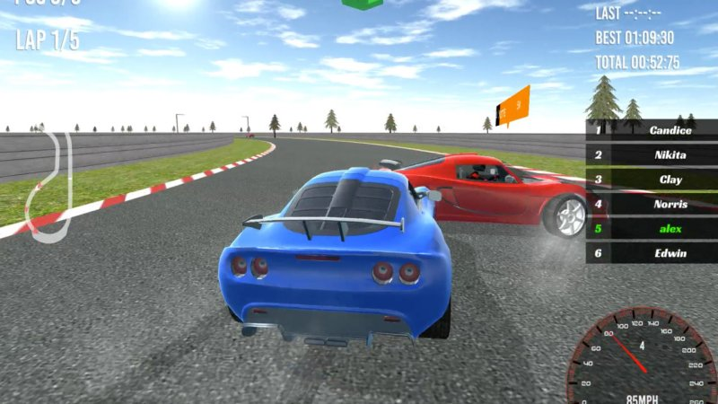 Rally Drift Cars截图第2张