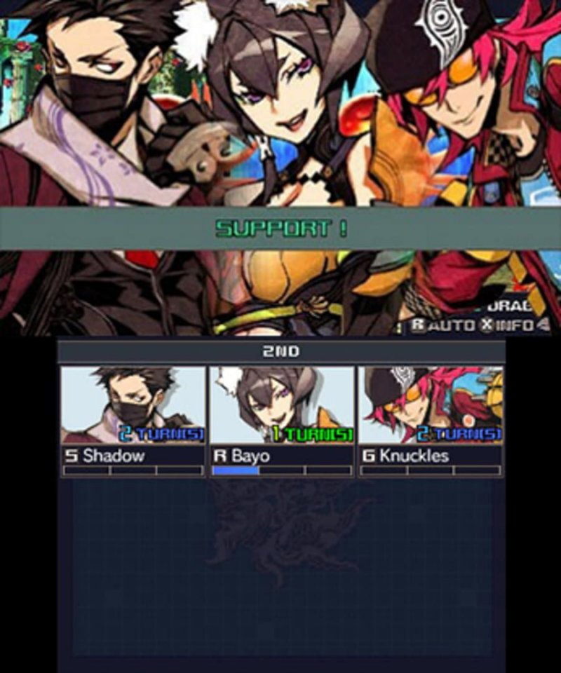 7th Dragon III Code: VFD截图第3张