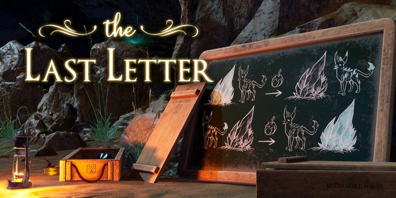 The Last LETTER截图第1张