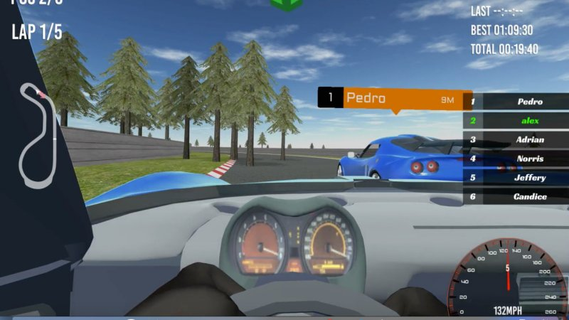 Rally Drift Cars截图第4张