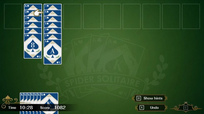 Spider Solitaire F截图第5张