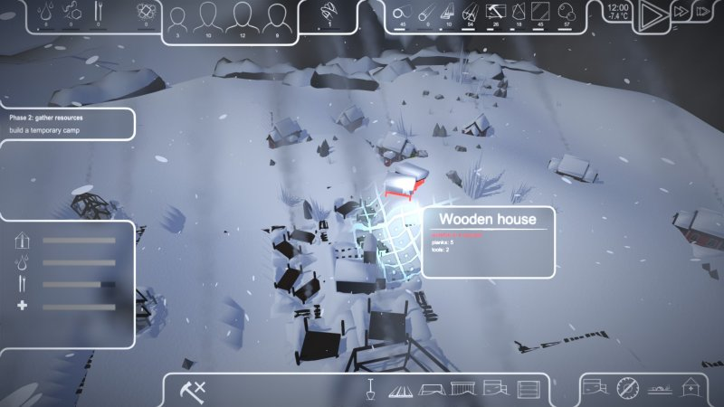 Climatic Survival: Northern Storm截图第3张
