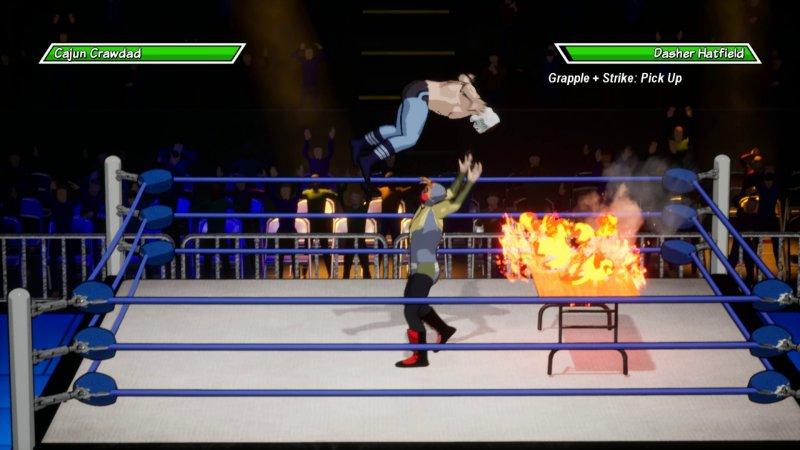 CHIKARA: Action Arcade Wrestling截图第2张