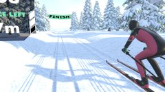 Cross Country Skiing VR截图