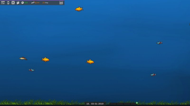 Fish Simulator: Aquarium Manager截图第8张