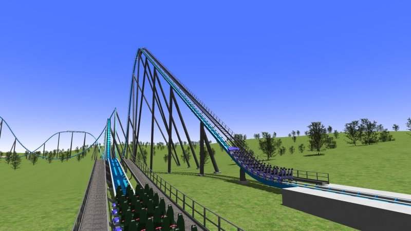 Ultimate Coaster X截图第1张