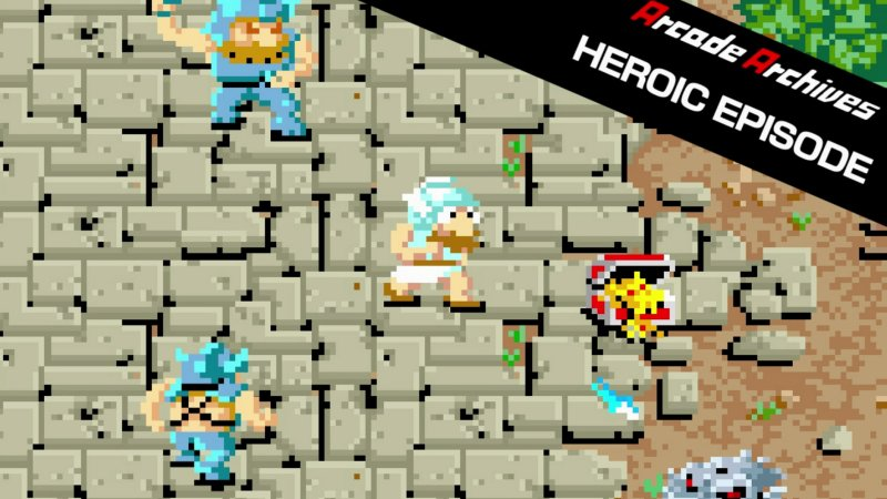 Arcade Archives Heroic Episode截图第1张