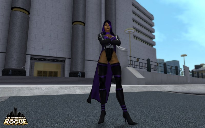 City of Heroes: Going Rogue截图第1张
