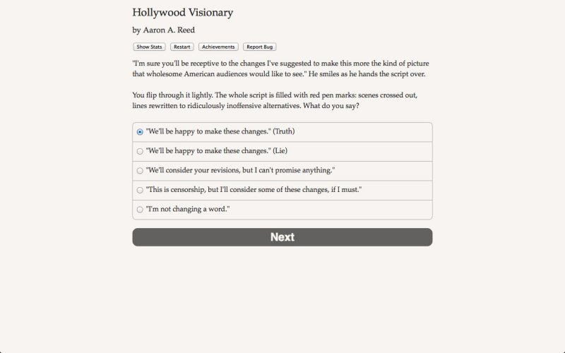 Hollywood Visionary截图第3张