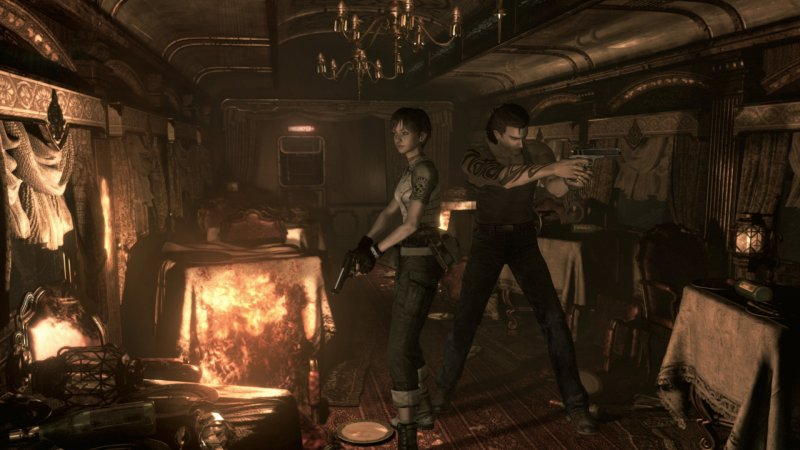 Resident Evil Origins Collection截图第5张