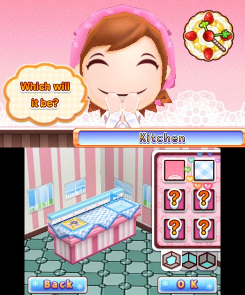 Cooking Mama: Sweet Shop截图第3张