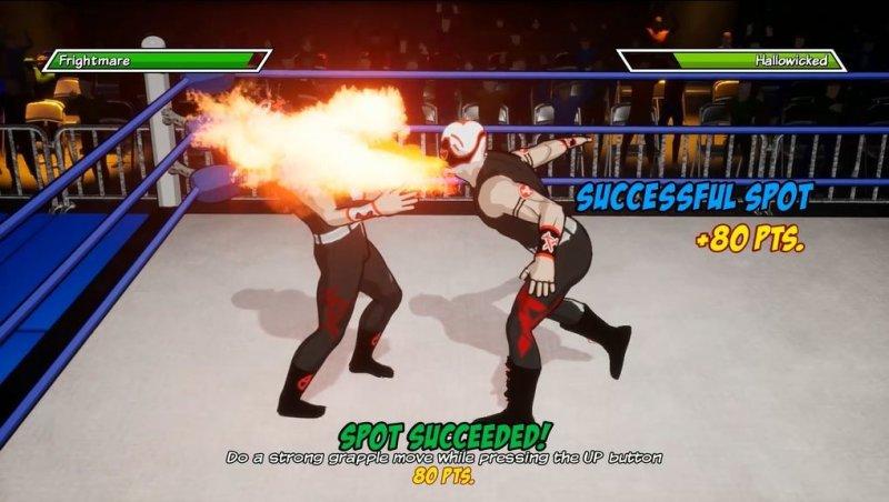 CHIKARA: Action Arcade Wrestling截图第7张