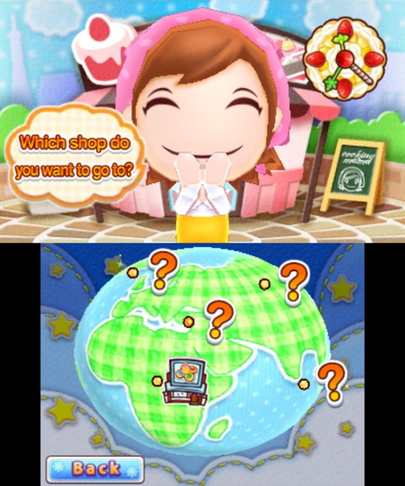 Cooking Mama: Sweet Shop截图第2张