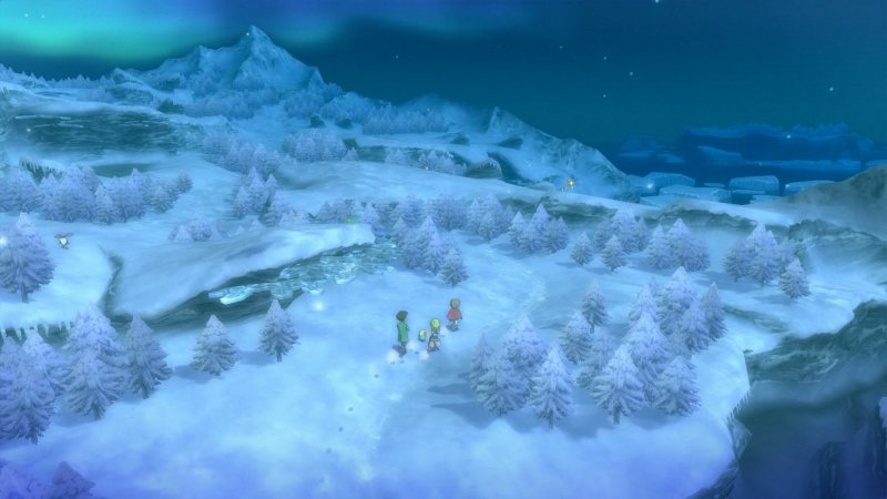 Ni no Kuni Wrath of the White Witch™ Remastered截图第3张