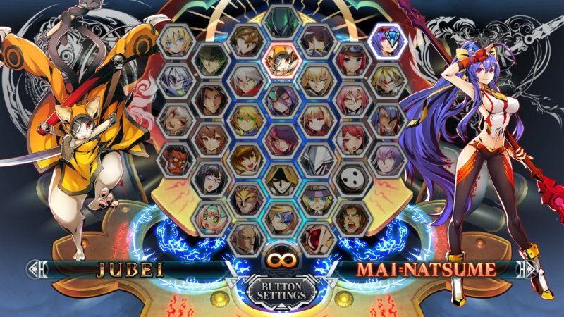 BLAZBLUE CENTRALFICTION Special Edition截图第3张